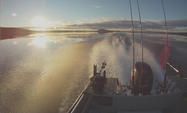 Boat trips in Oulu and Rokua