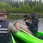 Canoe rental for fishing