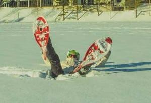 Atteson vuokraa Rokualla lumikengät, maastopyörät, sup-laudat ja kanootit